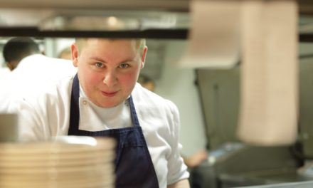 Chef at one of Newcastle's top restaurants named North East Young Chef of the Year