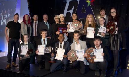 Excelsior's best in limelight at annual awards prize giving
