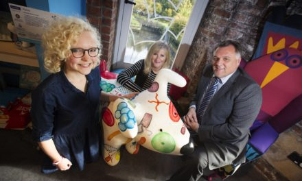 Tait Walker's Little Snowdog Makes a Big Impact