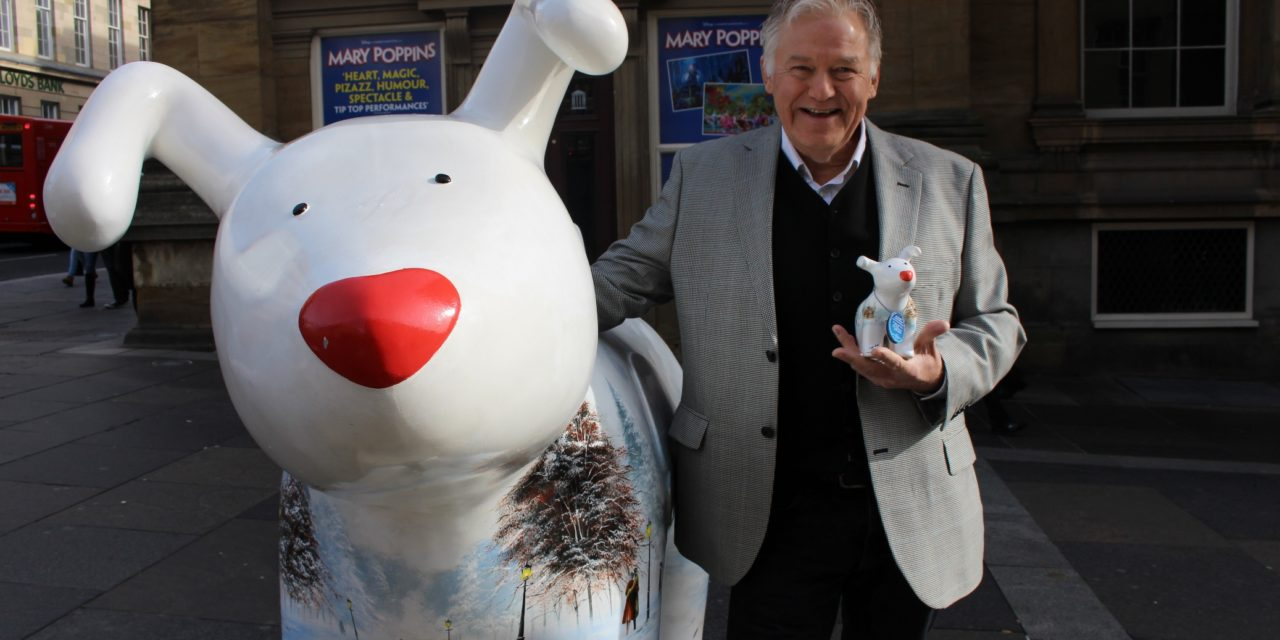 Snowdog 'pups' go on sale