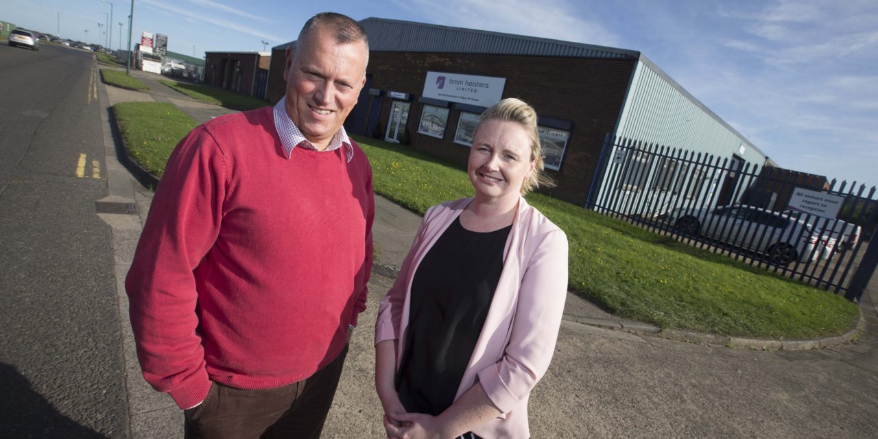 Company turns up the heat with six-figure investment
