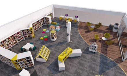 New home for Newton Aycliffe library