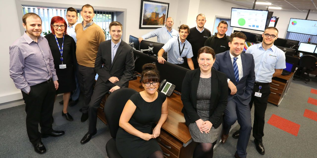 New Starters Boost Services at North East's Advantex