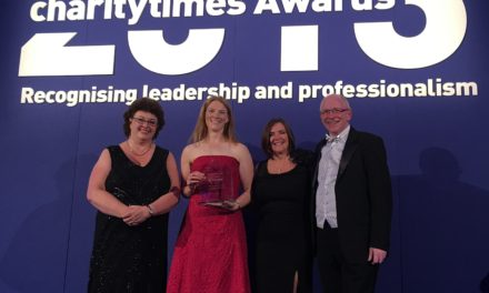 National HR Award for Local Charity