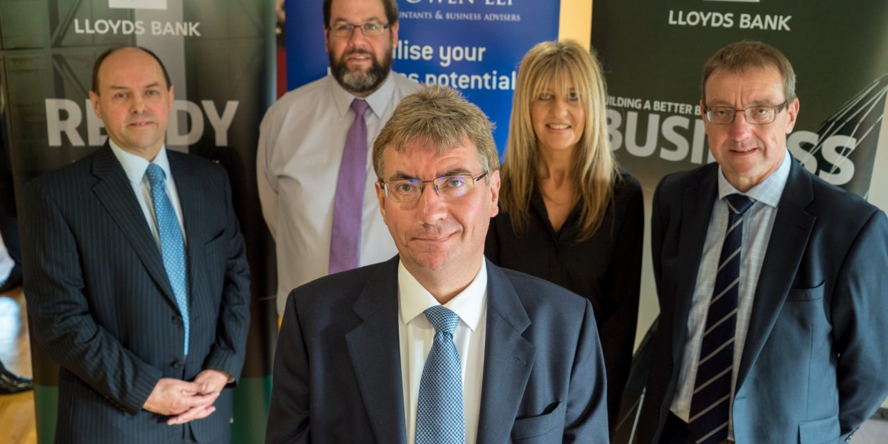 Take Advantage of Low Value of Pound, North East Exporters Told at Business Event