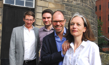 New-look team for Squires Barnett Architects
