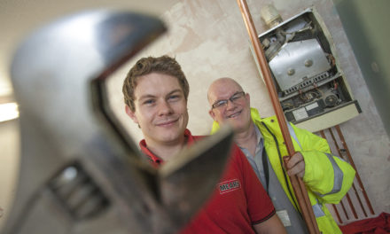 Talented apprentice awarded best in region