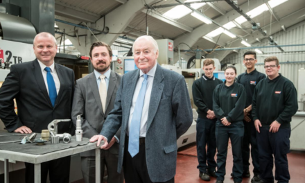 Dynamic partnership set to create high flying engineers of the future