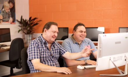 Byker Champions Star in National get Online Week Campaign!