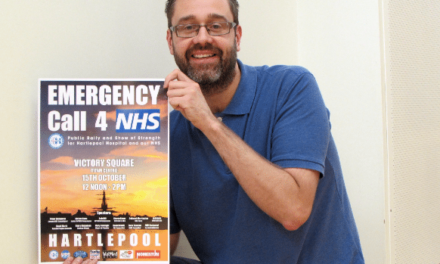 Rallying cry goes out ahead of show of support for hospital