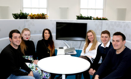 NBS welcomes new talent with graduate and student placement roles