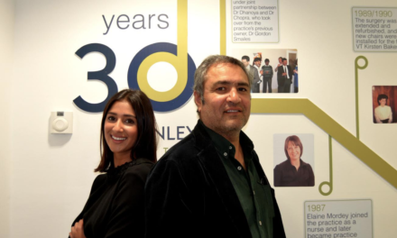 Stanley dentist celebrates 30 years of creating smiles
