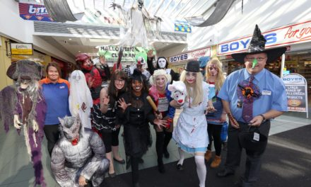 Popular Halloween Shop Returns to the Dundas Shopping Centre