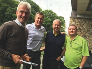 Offstone Publishing tees off for its inaugural Golf Day