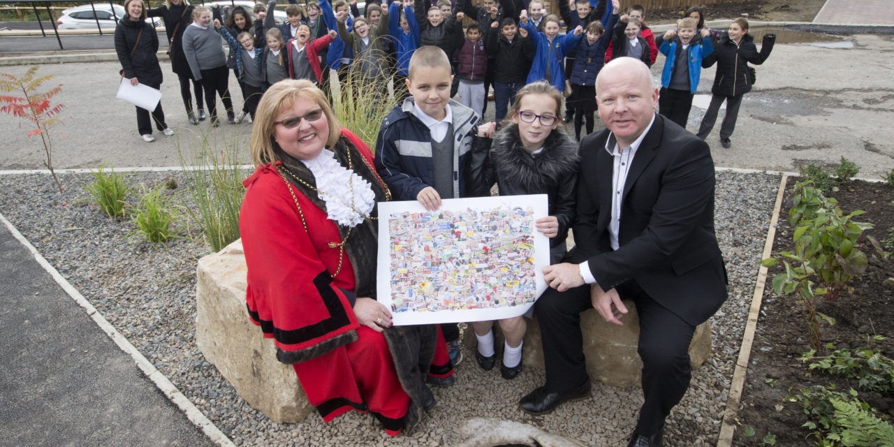 Time capsule marks special moment in Scotswood's history