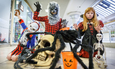 intu Metrocentre and intu Eldon Square hold spooktacular half term events for Halloween