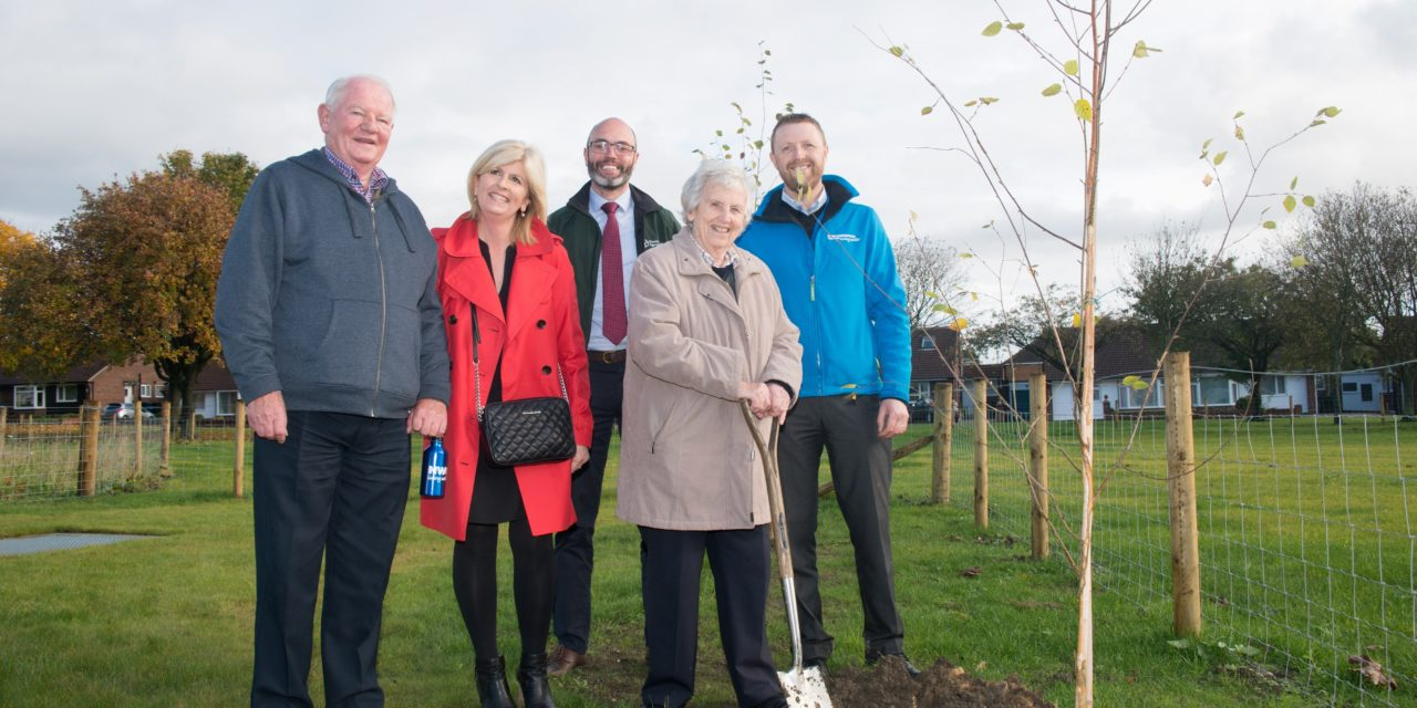 Community event marks flood scheme official opening