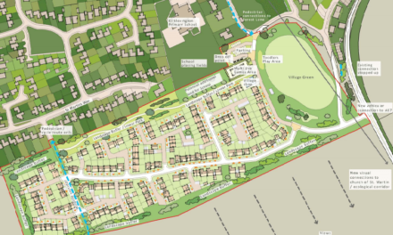 Property Developer given the Green Light for New Homes Development