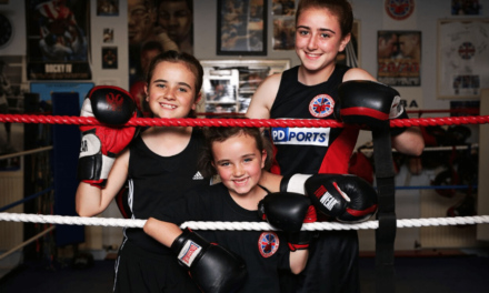 PD Ports Throws Weight behind Teenage Boxing Talent