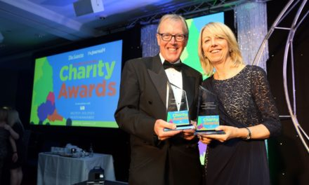 The Percy Hedley Foundation Celebrates Double Win at NE Charity Awards