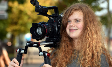 National bursary for talented television and film student