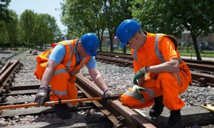 Network Rail Announces Apprenticeship Boost across North East