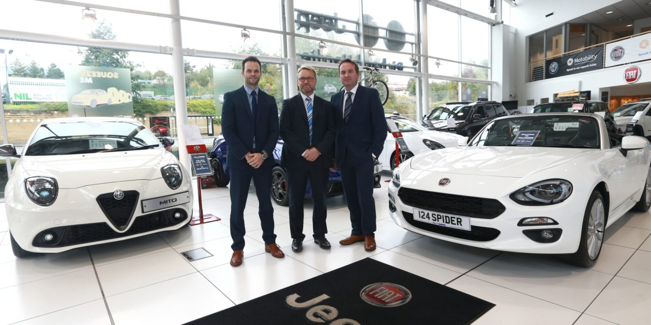 Richard Hardie set to drive up turnover after acquiring Newcastle dealership