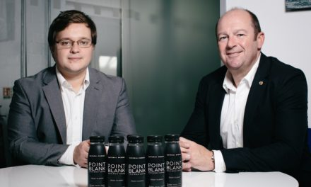 North East's first Subway Franchisee founds natural energy drink company, Point Black Cold Brew and fuels up for funding with £25,000 microloan