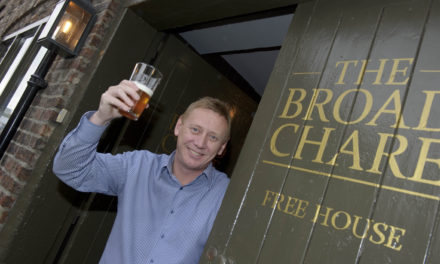The Broad Chare Celebrates Continued National Recognition
