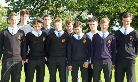 footballers make county squad