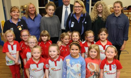 Law firm's donation secures home for Rainbows