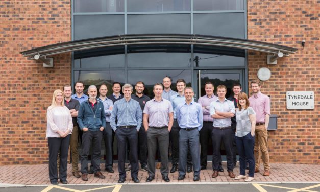 Engineering Powerhouse Celebrates Being Ahead of the Curve