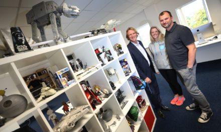 Gaming merchandise business relocates warehousing facility to North East