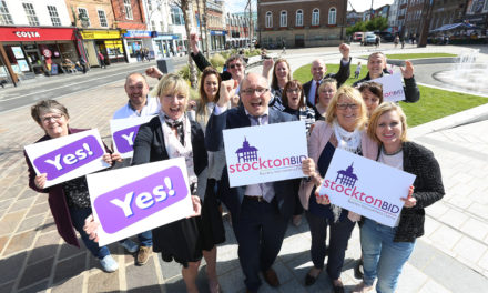 Stockton High Street Needs Your Vote to be Britain's Best High Street