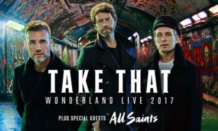 Take That Announce 'Wonderland Live'