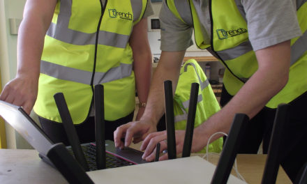 Northumberland Start-up Entrenches Itself In On-site Communications