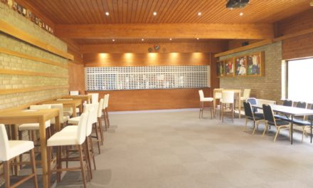 First phase of refurbishment completed at flood-stricken rugby club