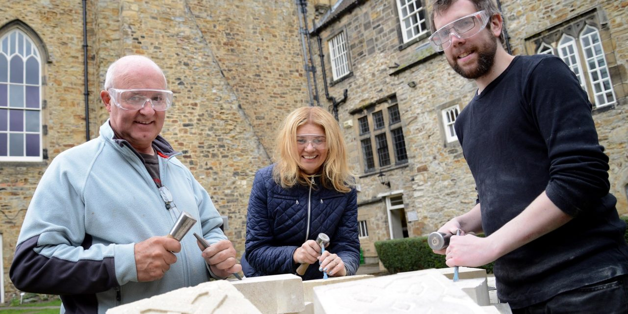 Family Fun at Auckland Castle's First Heritage Skills Festival