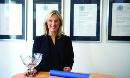 Royal Seal of Approval for Washington Based Firm