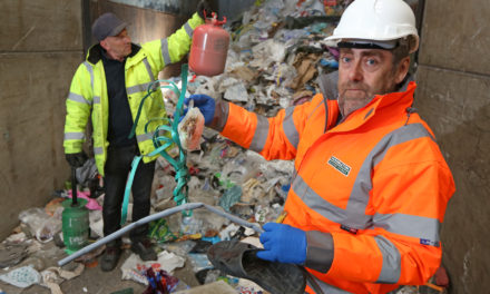 Think Twice about 'Extra' Recycling