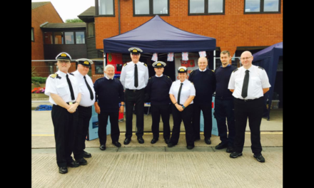 Harbour Master Praises Nautical Charity