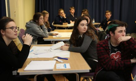 Students receive diplomacy training to restore harmony in schools