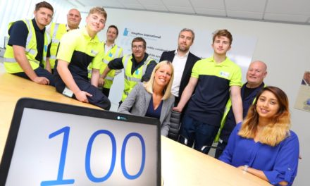 Jobs boost at Houghton International drives staff numbers north of 100 for first time in 30 years