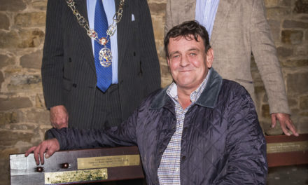 Plaque to Commemorate Former Councillor