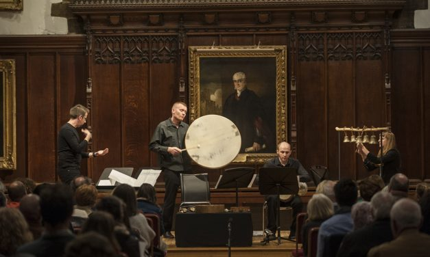 Durham Castle visitors hear music inspired by the castle