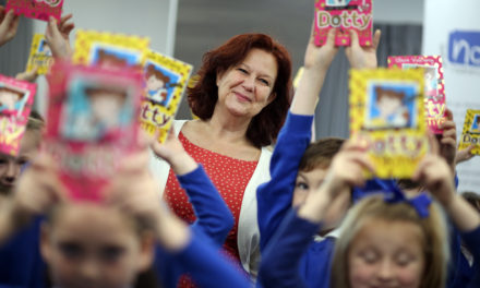 Festival Brings Host of Children's Authors to Stockton Borough