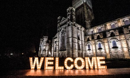 Durham dazzles at celebration event for Place of Light