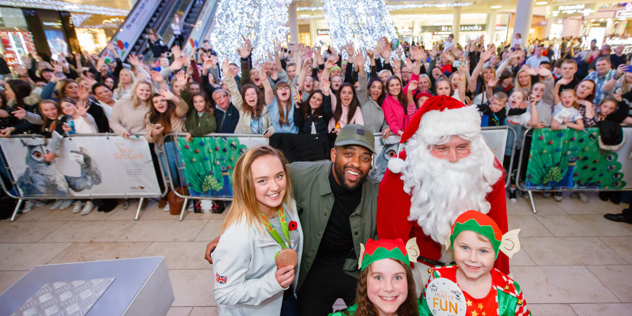 intu Metrocentre's Christmas Lights Switch On