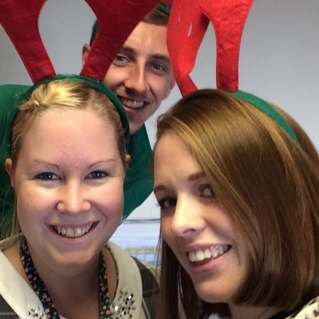Antlers for Autism – festive challenge for charity
