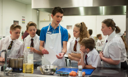 Children get taste of working life at college careers event